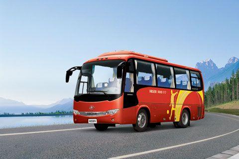 Higer Bus KLQ6796