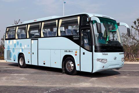 Higer Bus KLQ6109T