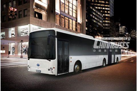 Bonluck Bus JXK6180