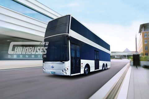Bonluck Bus JXK6120 Double-decker