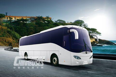 Bonluck Bus JXK6127XR