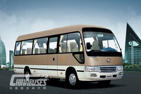Higer Bus KLQ6702E3