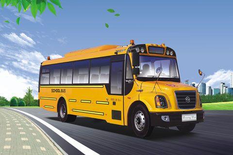 Huanghai Bus DD6760C01FX