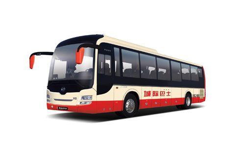 Huanghai Bus DD6125B01