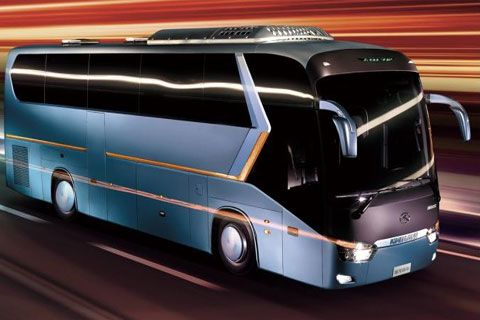King Long Bus  XMQ6129Y