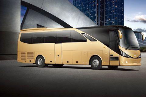 Ankai Bus HFF6124K40