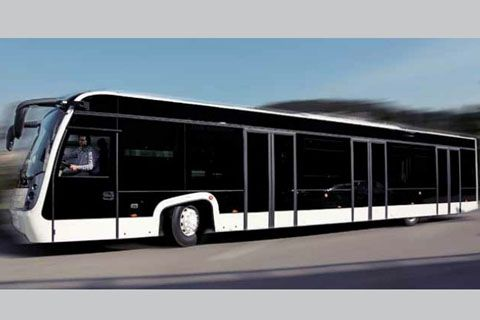 Brilliance Caetano Bus Cbus3000