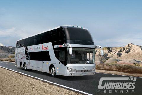 Higer Bus KLQ6142SQ