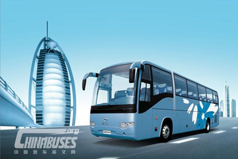 Higer Bus KLQ6129Q