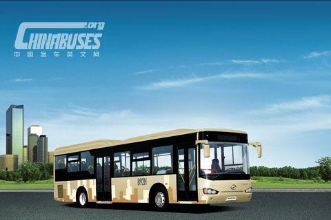 Higer Bus KLQ6129GQC