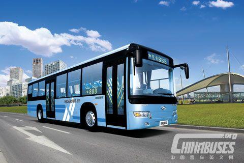 Higer Bus KLQ6128G