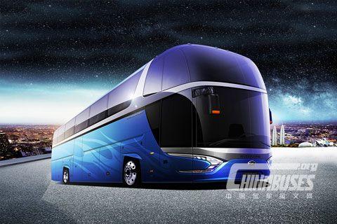 Wuzhoulong Bus FDG6122