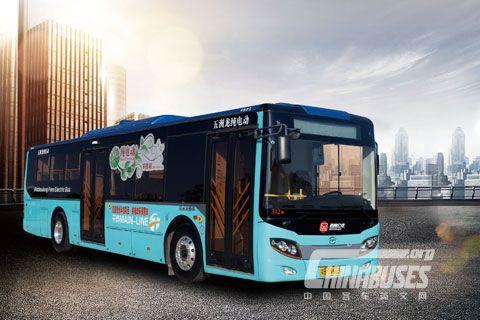 Wuzhoulong Bus FDG6113