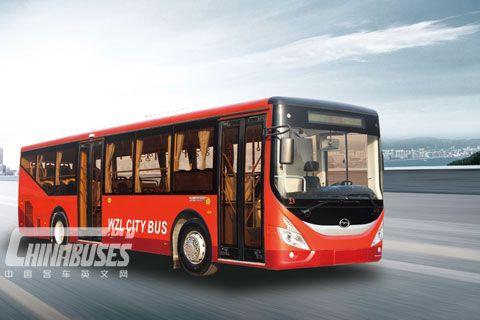 Wuzhoulong Bus FDG6123