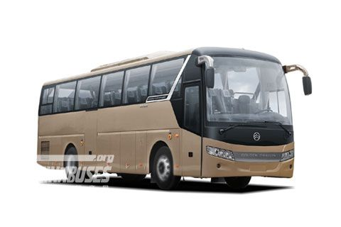Golden Dragon Bus XML6107 Snow Leopard Series