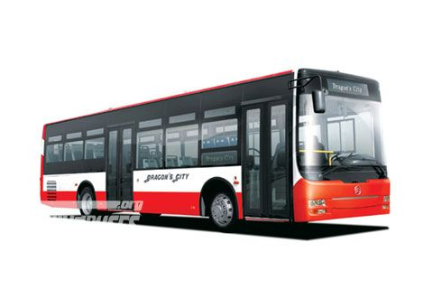 Golden Dragon Bus XML6125 Citybus Series
