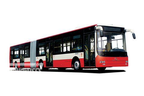 Golden Dragon Bus XML6185 BRT