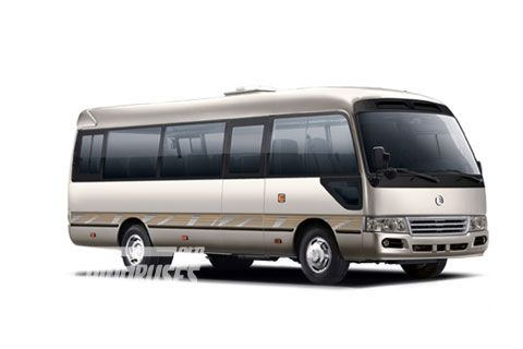 Golden Dragon Bus XML6700 Mini Bus Series