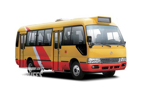 Golden Dragon Bus XML6700 Mini CityBus Series