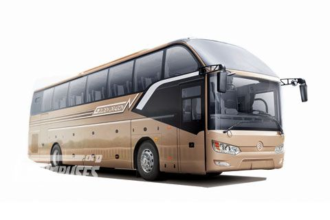 Golden Dragon Bus XML6122 Luxury Tourist Coach