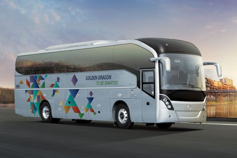 Golden Dragon Bus XML6125J Explorer