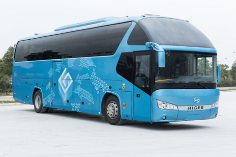 Higer Bus KLQ6122B