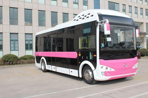 Huanghai Bus DD6761G01