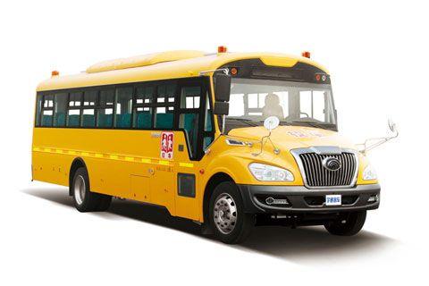 Yutong Bus ZK6109DX+ YC6J200 30 engine