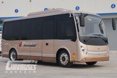 Zhongtong Bus LCK6670EV