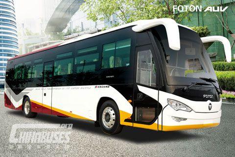 Foton Bus BJ6127