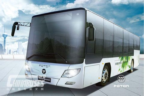 AUV Bus BJ6105