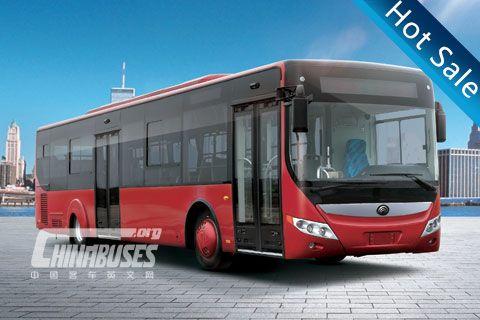 Yutong Bus ZK6118HGA