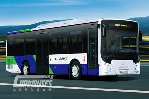 King Long Bus XMQ6105