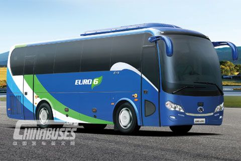 King Long Bus XMQ6900