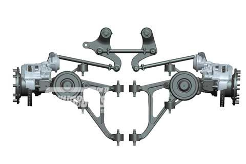 Kenway independent front axle BFA 50I