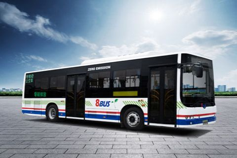 CRRC Electric City Bus