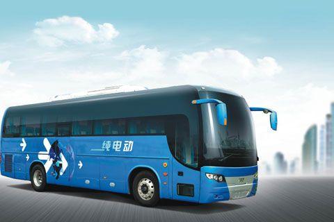 CRRC Electric Coach
