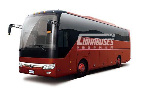 Yutong Bus ZK6122HD9