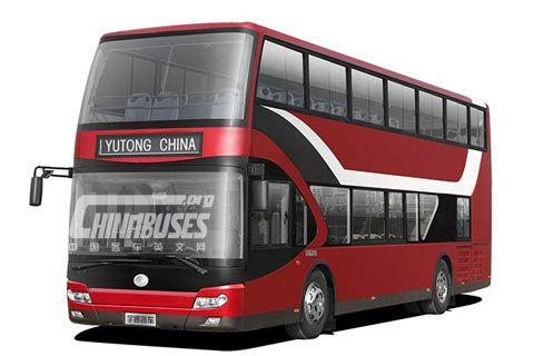 Yutong Bus ZK6116HGS