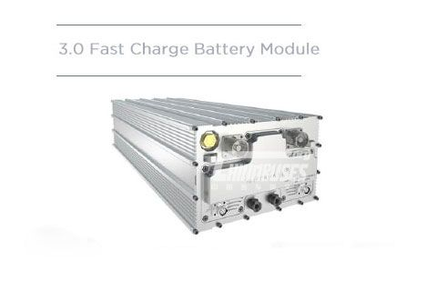 Microvast 3.0 Fast Charge Battery Module