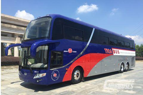 Bonluck Bus JXK6142