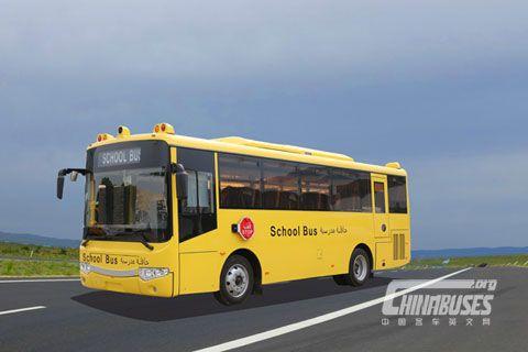 Bonluck Bus JXK6900