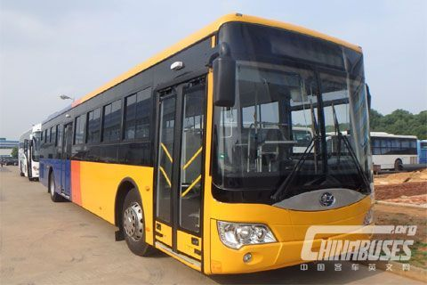 Bonluck Bus JXK6133