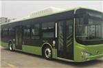 BYD Bus CK6121LGEV electric city bus