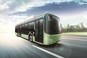 BYD Bus BYD6121LGEV5 electric city bus