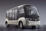 Golden Dragon Bus XML6606JEV20C autonomous electric bus