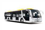 Yutong Bus ZK6140BEVBD electric airport shuttle bus