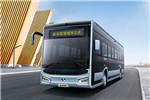 King Long Bus XMQ6125AGBEVL electric city bus