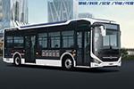 Zhongtong Bus LCK6106EVGRA2 electric city bus