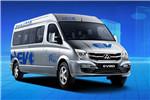 SAIC Maxus Bus SH6631A4BEV-5 electric bus